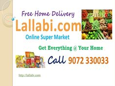 Lallabi online supermarke and online shopping mall