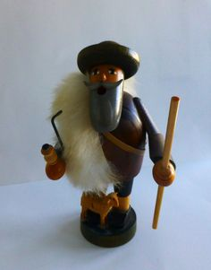 Vintage German Incense Smoker  Shepherd with by QuantitiesofQuaint, $38.00