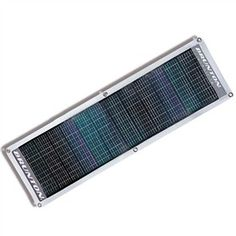 TheBrunton Solarroll 9 Wattsolaris solar panel comes with rollable amorphous solar cells for effective low-light performance.