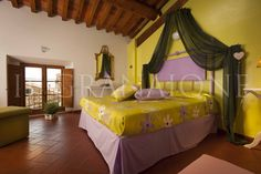 Lavanda double bedroom