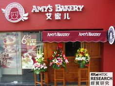 Chinese Bakery Shop