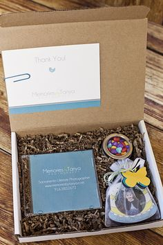 New Client Packaging! Click on the photo to see the full blog post by Memories by Tanya Photography