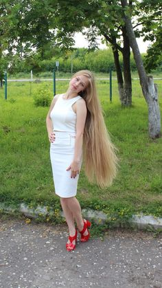 12 Best Elena Yarygina Images In 2017 Long Hair Long Hair Cuts