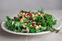 Caesarsallad på grönkål - Saltå Kvarn Frisk