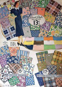 1937/38 Fall & Winter Sears Catalogue