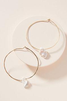 46fff2daf High Tide Hoop Earrings | Cute Hoop Earrings Jewelry Tools, Copper Jewelry,  Cute Jewelry