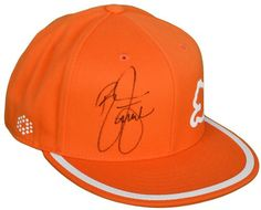 Rickie Fowler Autographed Hat  PSADNA Certified  Autographed Golf Equipment *** You can find out more details at the link of the image.