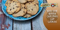 """// //  """"Best Ever Healthy Chocolate Chip Cookies"""" There is a chill in the air, and the leaves are starting to fall from the trees…and it's this time of year tha…"""