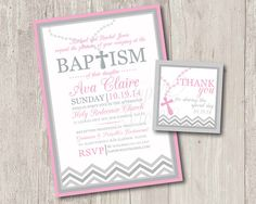 Hey, I found this really awesome Etsy listing at https://www.etsy.com/listing/181227010/printable-baby-girl-baptism-invitation