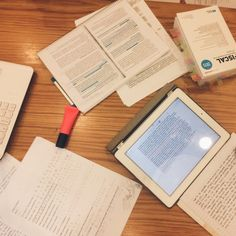 pinner say: // Study session with fitlawblr (^∇^) College Notes, School Notes, School Motivation, Study Motivation, Studyblr, Keep Calm And Study, Study Corner, Study Board, Study Organization