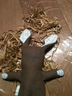 doudou Homemade baby soft toy