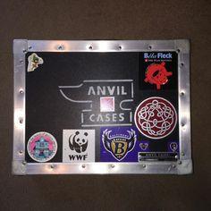 Vintage Anvil Hard Shell Briefcase