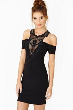 Show Off Crochet Dress
