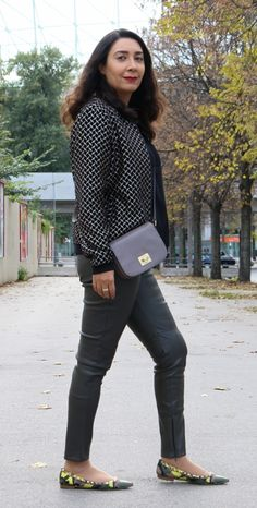 OOTD – GREY ON A SUNNY DAY - style4style