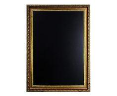 Kreidetafel Liza mit Rahmen, 60 x 100 cm