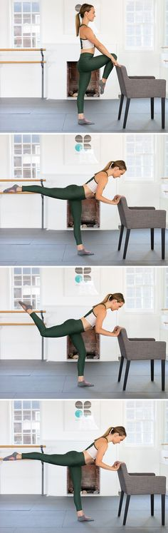 6 Moves for Your Best Butt - Camille Styles