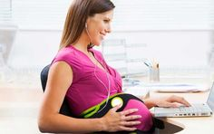 Pregnancy belt will allow at-home fetal monitoring