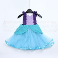Find More Girls Costumes Information about Dress Tutu Costume Ariel Girls Mermaid Princess Up Cosplay Fancy Party Little Kids New Ballet Girl,High Quality Girls Costumes from Superhero Capes Store on Aliexpress.com