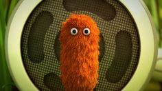 Fuzzy Little Things – Adorable Animated Characters by Ronda - Pondly Character Design Animation, 3d Animation, Nickelodeon, Cute Characters, Motion Design, Little Things, Illustrators, Design Art, Interior Design