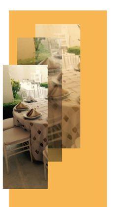 Somos una empresa que cuenta con un equipo de consultores con amplia experiencia en coordinación, planeación y ejecución de eventos sociales y empresariales. http://banquetes-adomicilio.jimdo.com/eventos/