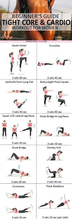 Best Exercised to Eliminate Side Fat and Build Sexy Obliques ...