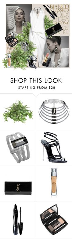 """Jennifer Lopez"" by olga3001 ❤ liked on Polyvore featuring Whetstone Cutlery, Jennifer Lopez, Hard Graft, Donna Karan, Baccarat, Casadei, Yves Saint Laurent and Lancôme"