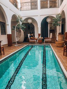 Marrakech - arabic style - arabic inspiration - oriental style - morocco - arabic decor - boho style - boho inspiration - riad