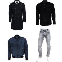 """""""Jacket 3"""" by designer-top-2-bottom on Polyvore"""