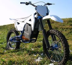 Evolt Bull1 Mx An Electric Motocross From Italy With Images
