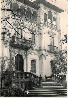 Hospital de La Virgen (1955) Actual Facultad de Bellas Artes     Antigua Carretera de Pinos Puente. Puente del ferrocarril.      Antigua ...