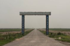 Caofeidian, the Chinese eco-city that became a ghost town - and a gateway to nowhere.