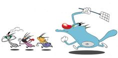 Play Oggy games on http://oggygamesonline.com