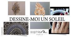 #ring #rosegold #diamonds #sophiemparis Diamonds, Rose Gold, Paris, Rings, Colored Gold, Sun, Drawing Drawing, Montmartre Paris, Ring