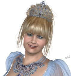 RJs Big Beautiful Babes: BBB: Katherine's Cinderella