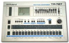 Roland TR-727 would have increased my percussion palette.