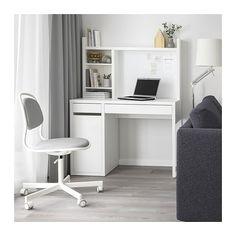 26 best micke desk ikea images home living area living room rh pinterest com