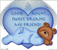 Good Night sd my friend