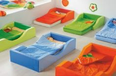 Furniture for Creches, Montessori & Schools Kindergarten Interior, In Kindergarten, Daycare Spaces, Daycare Design, Infant Classroom, Montessori Room, Shared Rooms, Kids Corner, Kids Furniture