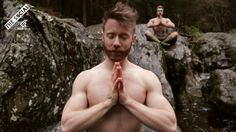 Kilted yoga - need we say more?! This video has it all - beautiful scenery, astounding yoga poses, and men in kilts. Finlay is a yoga instructor from Dundee,...