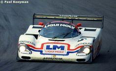 RSC Photo Gallery - Nürburgring 1000 Kilometres 1987 - Porsche 962 no.15 - Racing Sports Cars