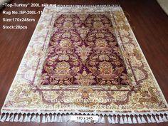 Handmade silk rug  Size: 170x245cm  alice@yilongcarpet.com  Buy rugs online. www.yilongcarpet.myshopify.com#art #carpetforsale #carpetistanbul #carpetsguangzhou #persiancarpets #treeoflifepersiancarpet #treeoflifecarpet #handmadepersian #carpets #persianwallcarpet #indianpersiancarpets #oldpersiancarpet