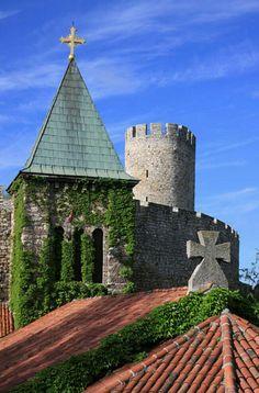 Beogradska tvrdjava I Rizica crkva