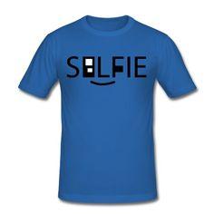 Selfie mit integrierten Smilie und Handy