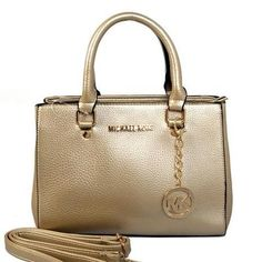 d540d84baef8 Michael Kors Sutton Medium Gold Satchels #michaelkorspythonhandbag Luxury  Handbags, Designer Handbags, Satchels,