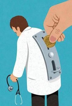 medicos ilustracion