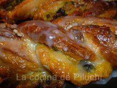 La cocina de Piluchi paso a paso: TRENZA