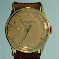 vacheron vintage watches
