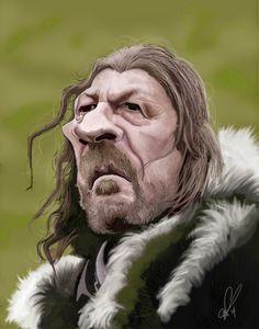 """Game Of Thrones--Eddard """"Ned"""" Stark"""