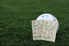 Authentic Angels ticket stubs from 1963