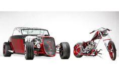 Paul Tuttul Jr, Black Widow car & Bike